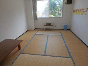 和室(3人タイプ)